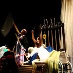 ELLES & MOLIERE - la barricade finale